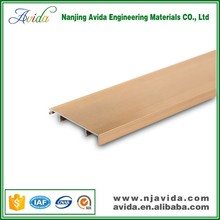 Oxidation Coloring Abrasive Resistant Skirting Boards