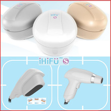 Vertical Dynamic Focused Ultrasound Skin care face lifting