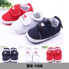 soft shoes love pattern best selling high quality soft baby shoes