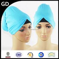 GDHH0003 High quality factory price 2015 new fashion Islamic drape muslim underwear scarf