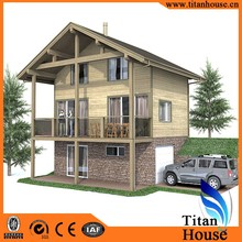 Luxury Modern Design China Supplier Low Cost Small Prefab Cabin Houses