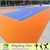 China supplier anti-slip outdoor PP suspended basketball flooring prices