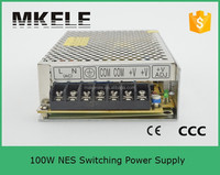 ac 220v to dc 12v 100w single output nes-100-12 switching power supply
