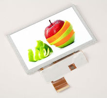 Real Manufacturer Wholesale 800*480 tft lcd with 24 bit RGB(PJT500P07H31-200P40N)