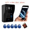 FDL-remote unlocking with smart phone wireless smart home system