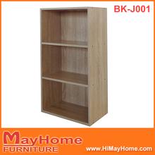 Small wooden classic design bookcase BK-J001
