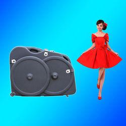 Wheel travel case Bicycle bag / rolling trolley Hard Case Bike Bag/ EVA Cycling Bike carry Bag & Case