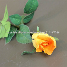 ramo de novia de flores falsas