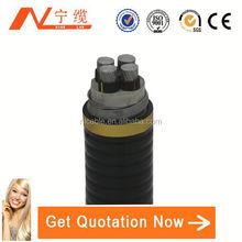 High quality PVC sheath ACWU90 power cable manufacturer