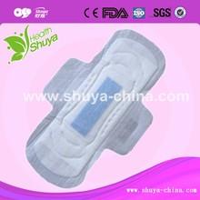 Ultra Soft Gift Packing Negative Ion Sanitary Napkin