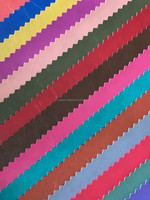 Newest Decorative Modern Leather Fabric for Furniture Material