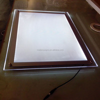 LED Super Thin Picture Frame
