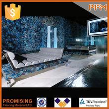 sauna room flooring polished high quality star shaped beads semi precious stone
