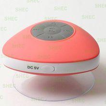 Speaker mini bluetooth speaker hidden button