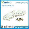 12 V fácil de instalar LED de bóveda del coche Reading Interior cúpula lucernario de luz para ben. z W203 2001 / 2002 / 2003 / 2004 / 2005 / 2006 / 2007 Year