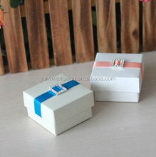 Contemporary hot-sale laser cut candy boxes wedding favour