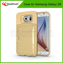 Wholesales high quality case for samsung galaxy S6 cell phone case