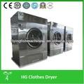 Lavandería- Secadora industrial de ropa 120kg