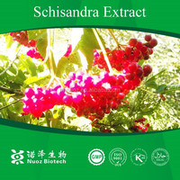 Herbal sex power product promote sexual stamina schisandra chinensis Schisandin A 5%