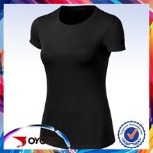 Custom women compression t shirt
