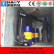Automobile used cars mounted with hydraulic crane