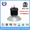 UL DLC 3.0v listed 110lm/w light efficiency led high bay light