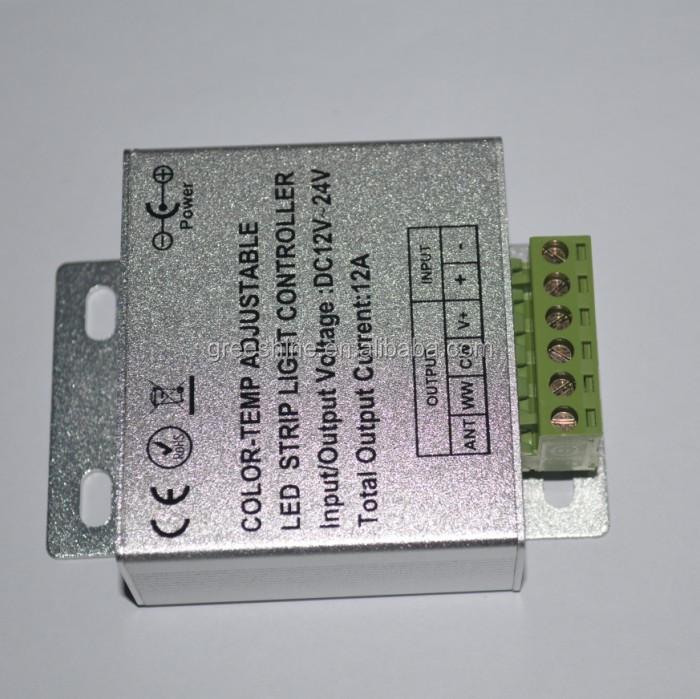 RF Touch Remote Color Temperature Controller CCT controller universal remote control