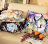 Customized outdoor cushion pillow case
