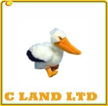 New lifelike pelican stuffed toys
