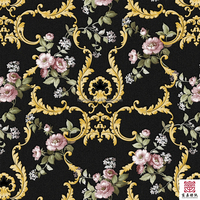 Heavy emabossed thick pvc italy design pvc wallpaper for home