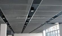 ALD metal ceiling powder coating