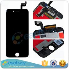 fast delivery for iphone 6s lcd touch screen with digitizer assembly, for iphone 6s LCD with digitizer full replacement