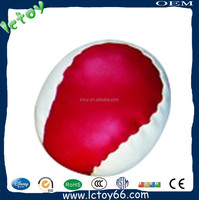 OEM cheap attractive colorful breast ball toy
