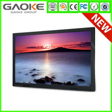 60 inch all in one touch screen pc monitor supporting Android MAC OS digital advertising display with touch screen