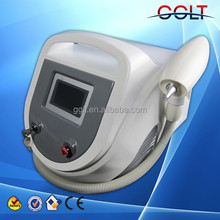 Medical CE approved China portable single pulse yag laser pigment removal promotion