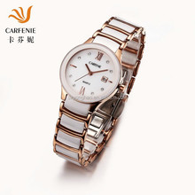 Hot sell quartz watches japan movt stainless steel watches