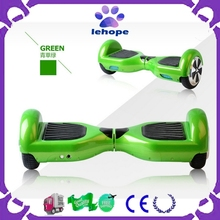 2015 Hot Sale New Design Smart Self Balancing 2 Wheel Electric Scooter(classic green)