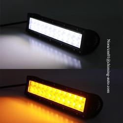 TOP SALE LED BARS 120w strobe flash car led driving light bars