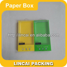 Durable and recycled Custom cell phone case packaging plastic mobile phone package