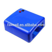 Wholesale price uv curing lamp/uv germicidal 36w uv nail lamp