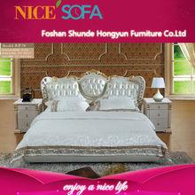 caliente venta de blanco cama king size t2 diseño