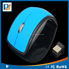 CE mouse wireless Best selling Wireless Arc folding Optical mouse mice with black gifts box for windows vista Mac Promotion