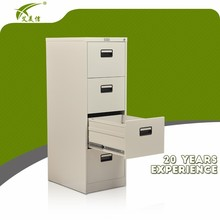 Modern design hot sale office use metal cheap 4 drawer file cabinet
