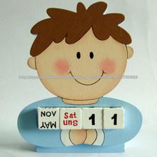 Niño de calendario de escritorio, los niños del calendario de escritorio, jugueteseducativos