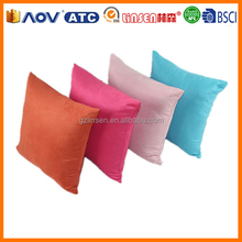 hot sale textile home comfortable Linsen wholesale throw pillows