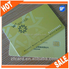 Top Quality Printed SLE5542 PVC Card for Club