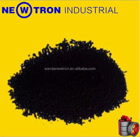 chemical formula of carbon black for rubber