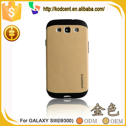 Newest smart cell phone minion stylish back cover for samsung galaxy s3 i9300