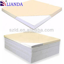 roll compressed memory foam mattress,foam mattress,memory foam mattress cover