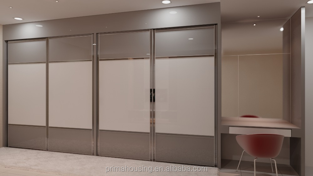 Latest Wardrobe Door Design Sliding Mirror Wardrobe Doors